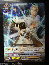 Cardfight!! Vanguard ENGLISH Knight of Conviction Bors TD01/002EN