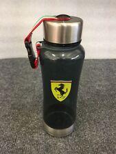 Scudetto Ferrari Race Water Bottle. Excellent Condition. Plastic.