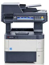 Kyocera M3540idn Laser Printer COPY FAX SCAN w/Used Toner