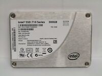 INTEL 300GB SSD 710 Series 2.5'' SATA SSD Desktop Laptop solid state hard drive