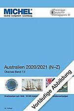 MICHEL Australien 2021 N-Z: Ü 7.2 von Michel-Redaktion | Buch | Zustand sehr gut