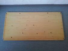 1 x Regalboden,Holzbrett, Einlegeboden,120x59,5, Holzregal, Brett, Lundia,Regal