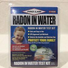 Pro-Lab Radon In Water Test Kit #RW103 - 2 Glass Sample Vials