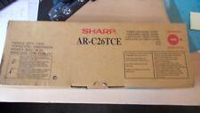 SHARP CYAN INK TONER AR-C26TCE