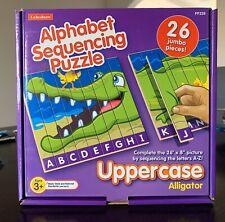 Lakeshore Alphabet Sequencing Puzzle Ages 3+