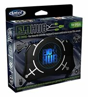 Datel EVO Hub for Playstation 4 for Keyboard and Mouse Use on PS4