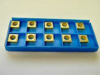 Valenite Valturn Carbide Inserts SCMT32512A Grade VP5535 Qty. 10 #22533