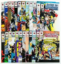 Archer & Armstrong #1-26, Missing #3 & #21 (1992 Valiant) Unread issues! NM