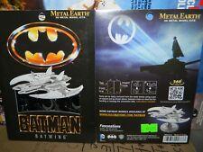 New Metal Earth 3d Model Kit Free Ship DC Comics Batman Batwing Look