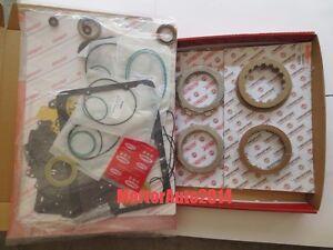 MRVA MZKA MCVA BZKA Transmission Master Rebuild Kit For HONDA Element  CR-V 2.4L