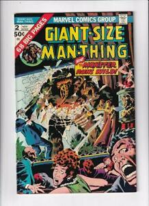 GIANT-SIZE MAN-THING #2