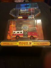 CODE 3 #02455 City of Louisville Seagrave #22 Fire Engine - NIB
