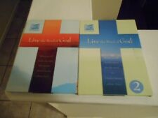Live The Word Of God By Living Christian (Plus Vol 2) Cd-Rom, 2007 Bible Study