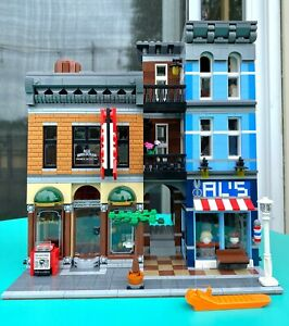 LEGO Detective's Office 10246 - Complete Modular Building