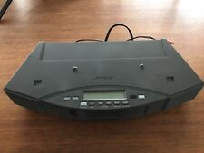 Bose Acoustic Wave System Multi Disc CD Changer Graphite Gray Not Working