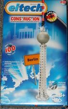 Berlin TV Tower Eitech C450 Building Construction Toy Steel Model