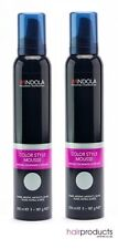 Indola Color Mousse 200ml - Argent x2