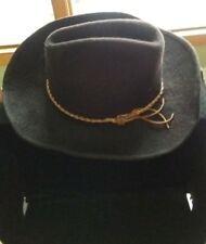 Cowboy Rancher Rodeo Mendoza Brown Felt Hat