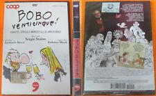 DVD Movies BOBO Twenty-five! Leonardo brizzi Sergio staino Sealed No VHS Coop (d3