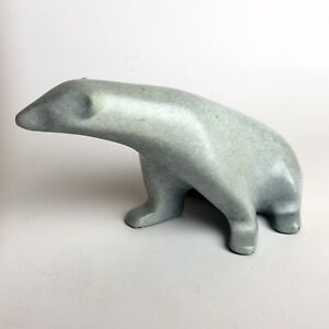 Loet Vanderveeb Bronze Art Sculpture Signed Numbered Limited Edition Polar Bear
