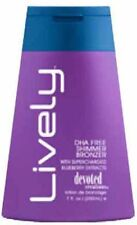 Devoted Creations Lively Dha Free Bronzer Tanning Bed Lotion 7 oz