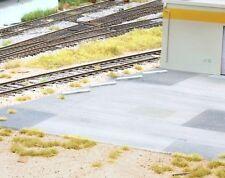 BLMA HO Scale Concrete Automobile Car Stops 20 pack #4108 Bob The Train Guy