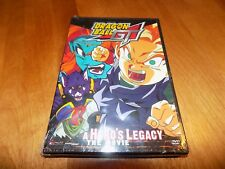 DRAGON BALL GT A Hero's Legacy The Movie Uncut Anime Goku Story DVD SEALED NEW
