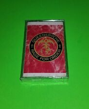 Queensryche - Rage for Order Cassette Tape Still Sealed New - Rare