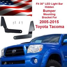 "FOR Toyota Tacoma 2006 2016  bumper  light bar brackets, for 32"" inch led bar"