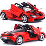 1/32 Scale McLaren 720S Super Car Diescast Model Cars Toy Sound&Light Collection