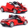 1/32 Scale McLaren 720S Super Car Diescast Model Cars Toy Sound&Light Collection