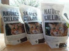 Applaws Nature´s Calling Katzenstreu 3 x 2,7 kg natürliche Streu, stark klumpend
