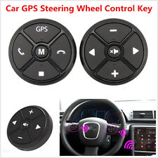 Universal Car GPS Steering Wheel Control Key Wireless Control For Navigation DVD