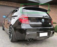 BMW E81 E87 3 PORTE + 5 PORTE SPOILER TETTO LUNOTTO POSTERIORE