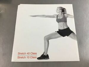Turbofire - Stretch 40 class / Stretch 10 class (DVD) Replacement Disc
