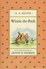WINNIE THE POOH by A.A. Milne a Hardcover book classic FREE USA SHIPPING