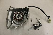 2007 HYOSUNG GT 250 ENGINE MOTOR STATOR SIDE COVER HOUSING OEM GT250 07