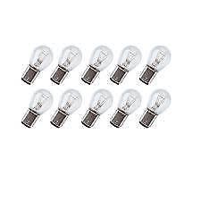 10 x RING 380 BRAKE STOP TAIL LIGHT CAR LAMP BULBS 12V 21/5W TOP QUALITY BRAND!!