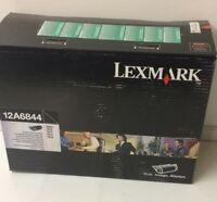 Lexmark 12A6844 Original Toner Schwarz für Optra T 610, T 612, T 614, T 616 etc.
