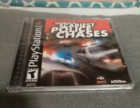 World's Scariest Police Chases Sony Playstation 1 PS1 Complete CIB Tested!