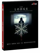 THE LODGE  BLU-RAY+DVD    HORROR