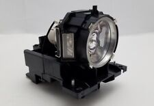 AuraBeam Professional Replacement Projector Lamp for Hitachi CPX430 with Housing Powered by Ushio