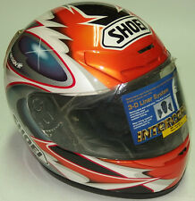 Casco Moto Helmet SHOEI Interceptor TC-1 Replica Ukawa Talla / Size S