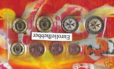 Malta    Euro munten    2008  UNC    OP VOORRAAD