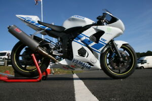 KENNY ROBERTS STYLE RACING CHECKS, (laguna) fit any bike, BLACK, large set
