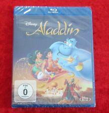 Aladdin, Walt Disney Blu-Ray, Neu
