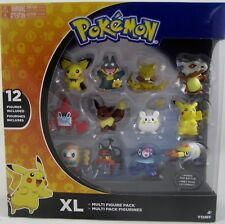2017 TOMY Pokemon 12 Figure XL Multi Pack Alola Region Limited Quantity