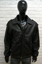 Cappotti e giacche da uomo neri Vera Pelle | Acquisti Online