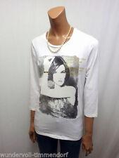 Damen-T-Shirts in Größe 38 aus Baumwollmischung keine Mehrstückpackung