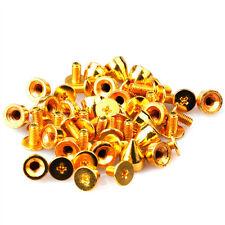 1000pcs 9mm Metal Cone Studs Ornament Leather Rivet Spike Punk Spots Screwback